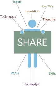 deel kennis