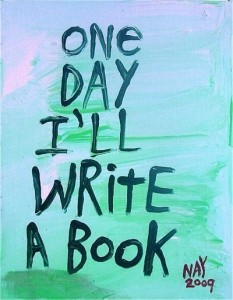 write book